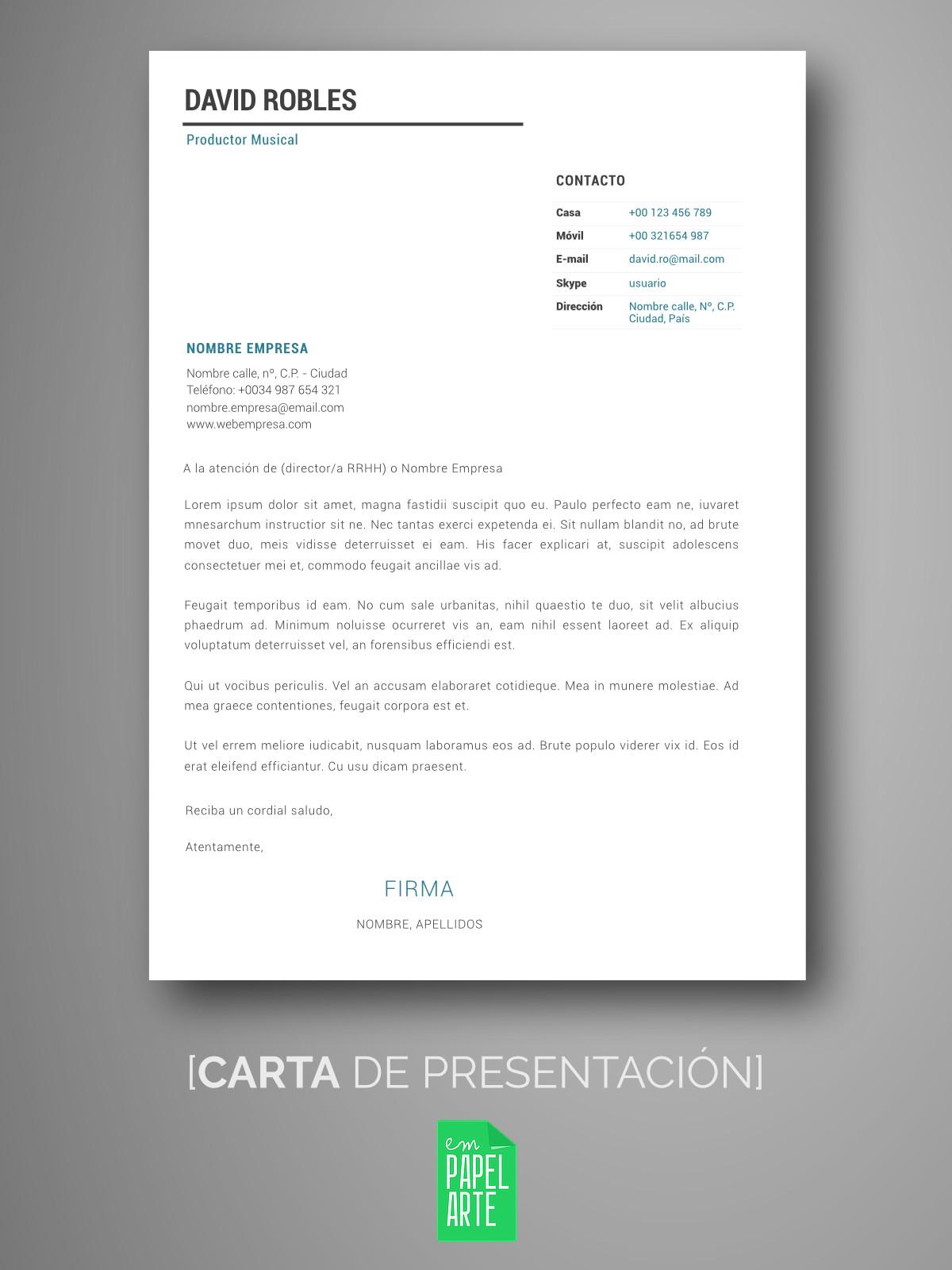 Currículum VIGO | Empapelarte