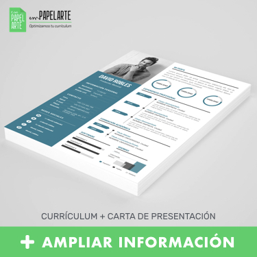 plantilla curriculum vitae español