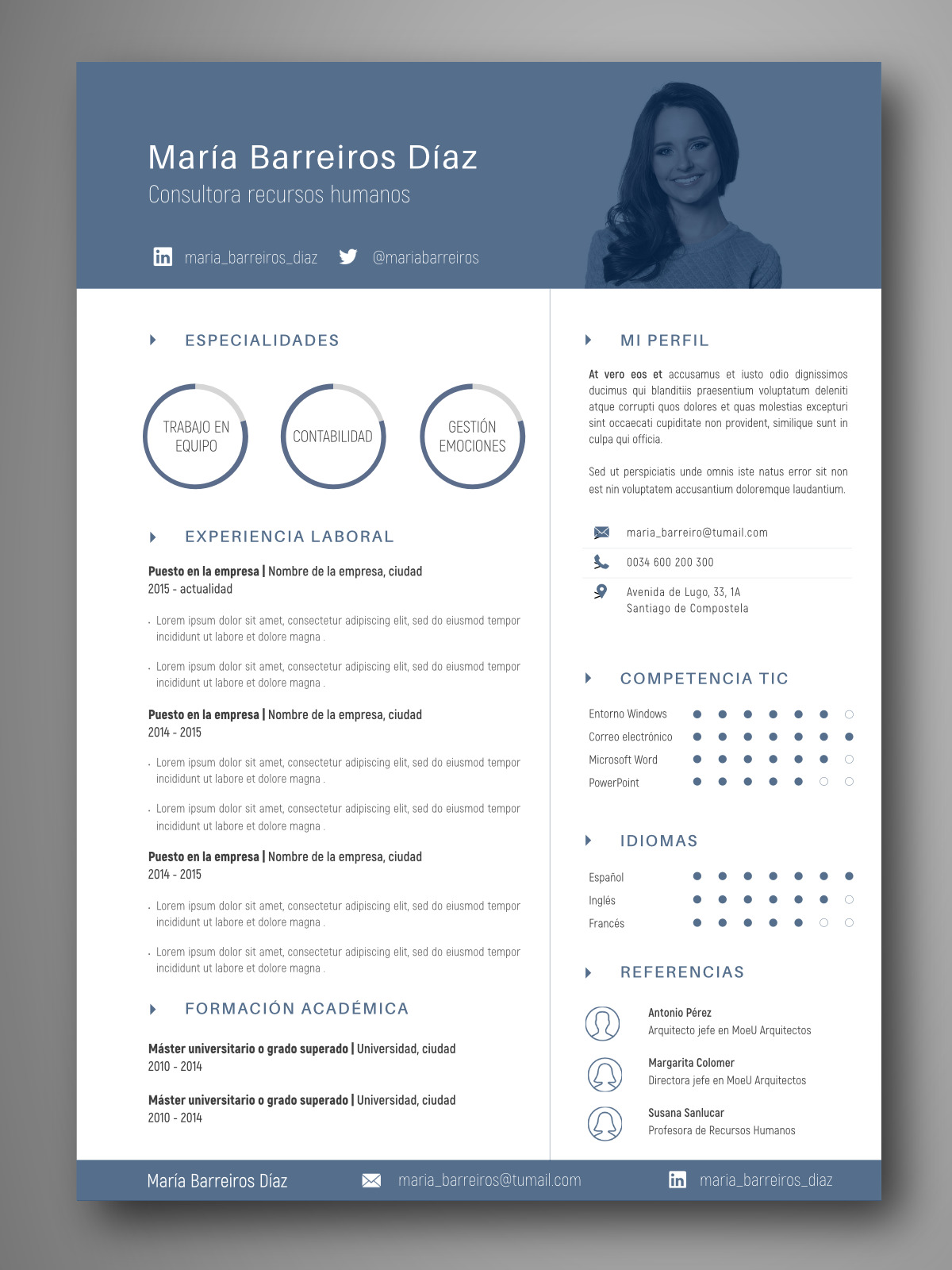 Curr culum oxford empapelarte for Oxford university cv template