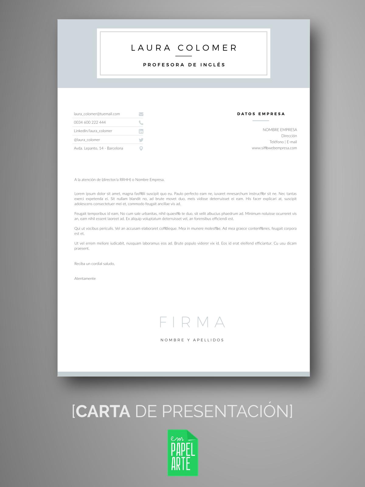 Currículum SALAMANCA | Empapelarte