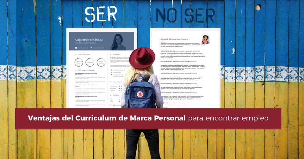 ADIOS CURRÍCULUM - HOLA MARCA PERSONAL