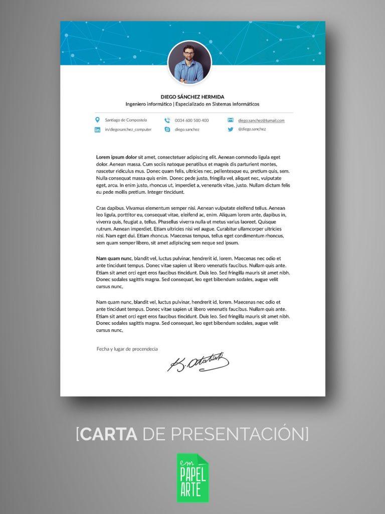 Increíble Conclusión De Carta De Presentación Del Currículum Galería ...