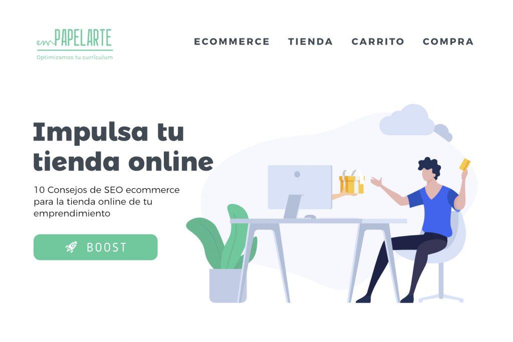 Consejos SEO ecommerce