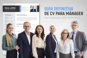 Guia definitiva de Curriculum para Manager
