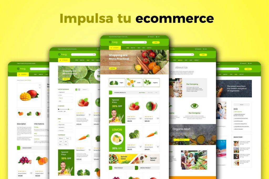 Creamos desde cero tu tienda online optimizada