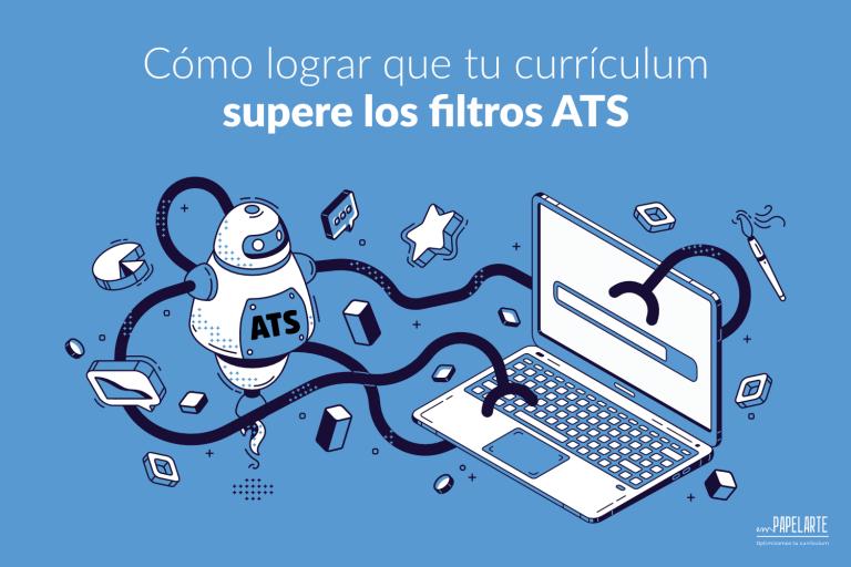Cómo lograr que tu CV supere los filtros ATS (Applicant Tracking System)